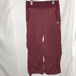 Lululemon High Waist Womens Athletic Pants